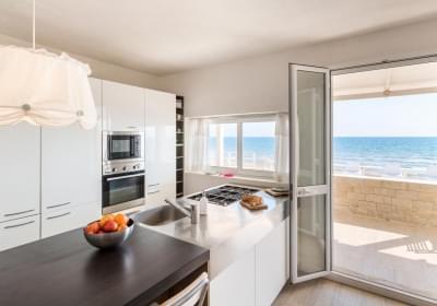 Casa Vacanze Calipso Affascinante Villa Sulla Spiaggia Sabbiosa
